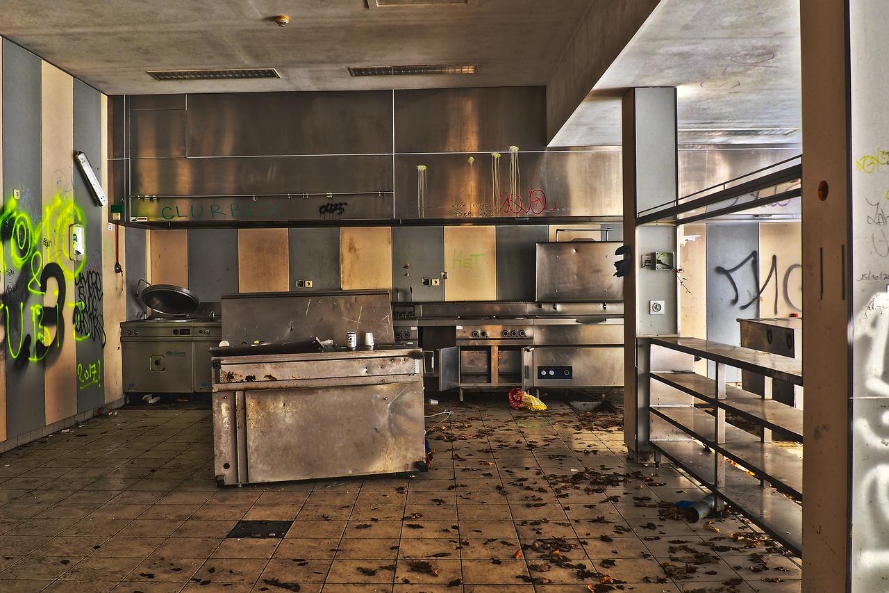 שדרוג מטבח ישן ברמה בינלאומית