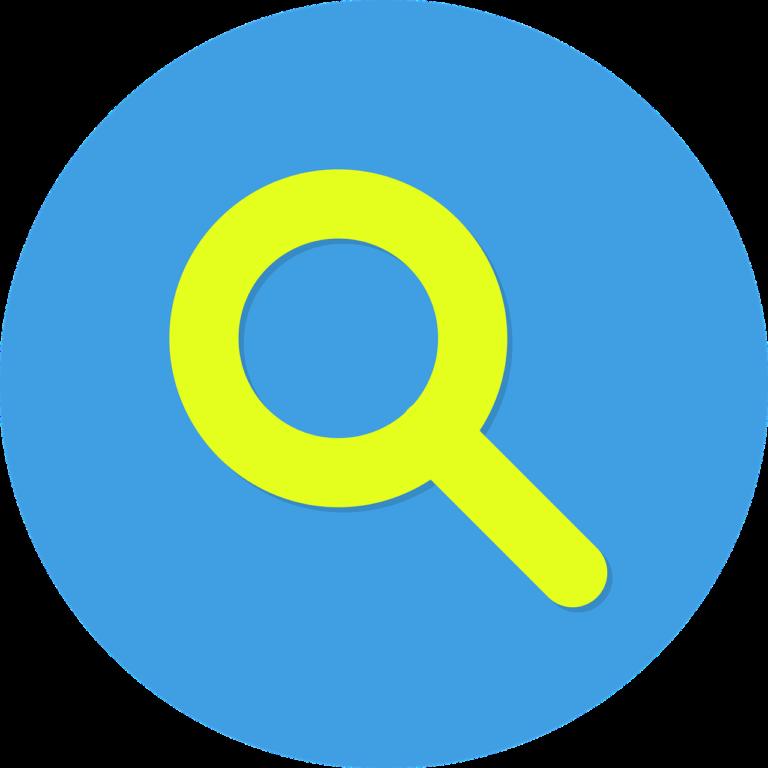 לוגו של חיפוש