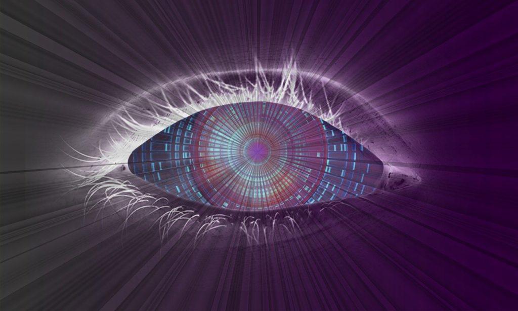 עין בוהקת